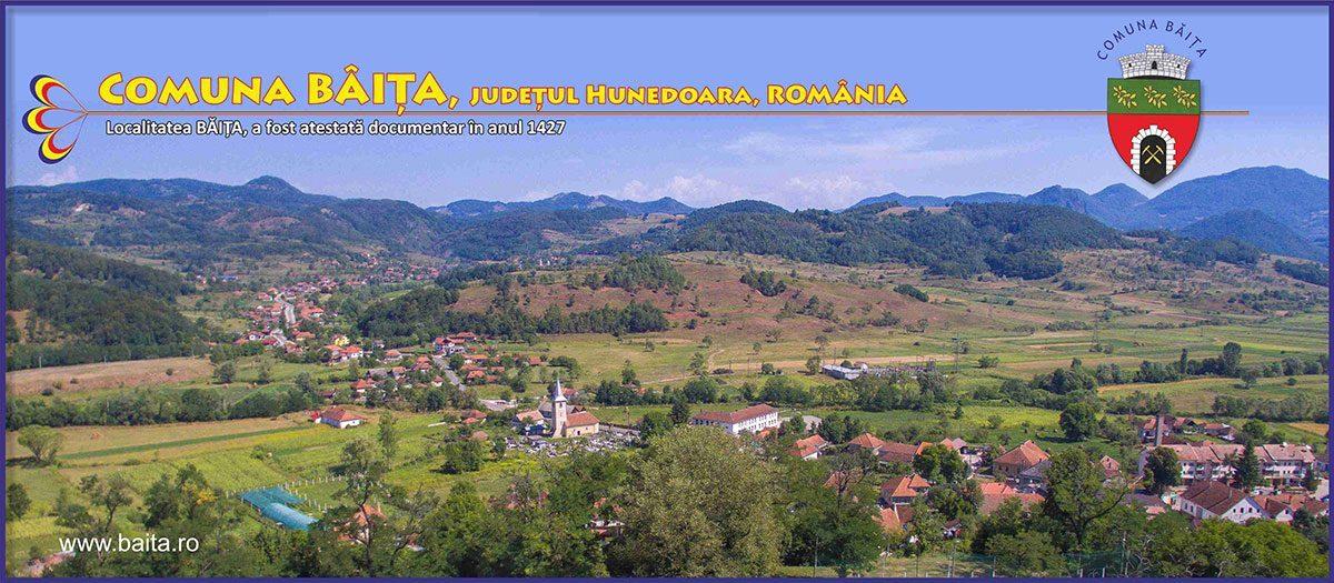 Primăria comunei Băița, județul Hunedoara