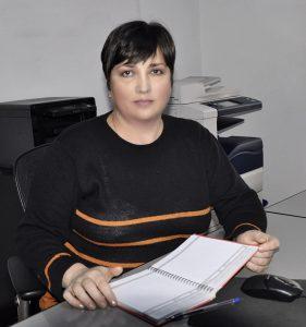 OLARIU Aurica - inspector de specialitate (ag. turism)