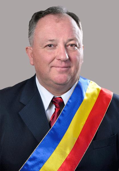 Damian Diniș - Primarul comunei Băița