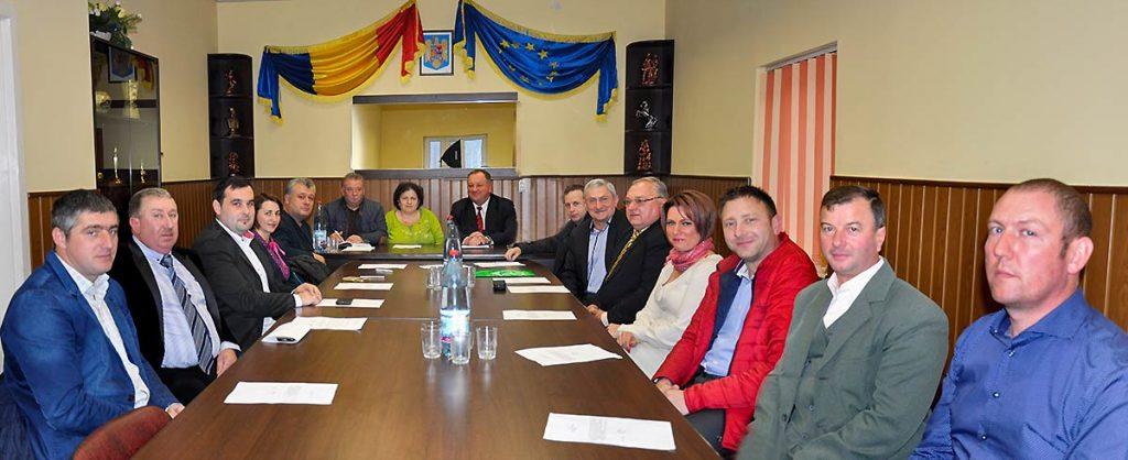 Ședința Consiliului Local