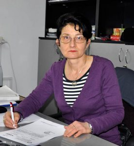 UNGUR Cornelia - consilier principal