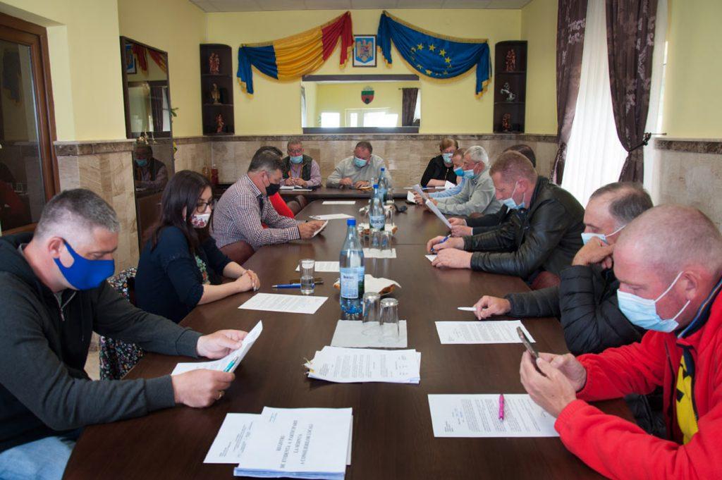 Sedința Consiliului Local - 2021